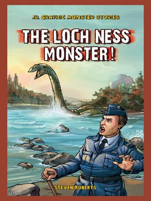 cover image of The Loch Ness Monster!