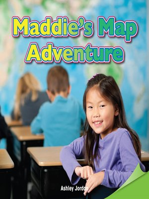 cover image of Maddie's Map Adventure