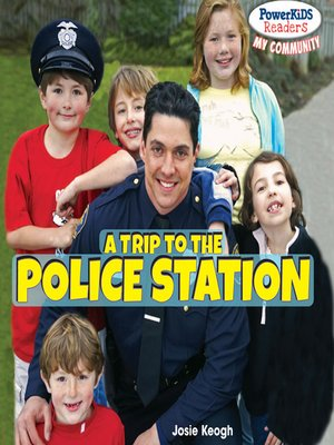cover image of A Trip to the Police Station
