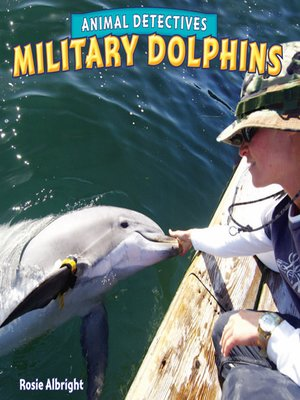 cover image of Military Dolphins