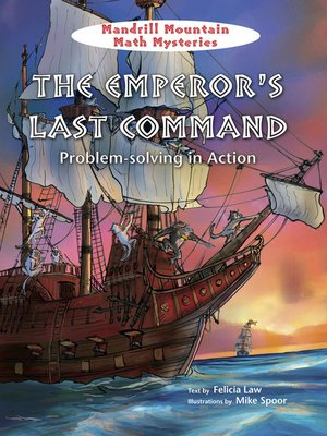 cover image of The Emperor's Last Command