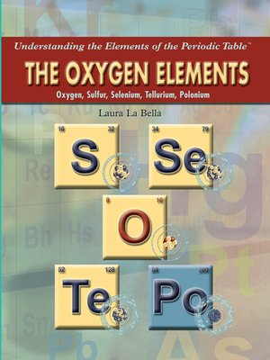 cover image of The Oxygen Elements