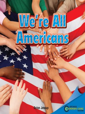 cover image of We're All Americans