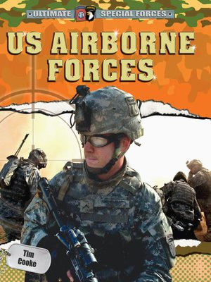 cover image of US Airborne Forces