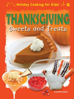 cover image of Thanksgiving Sweets and Treats