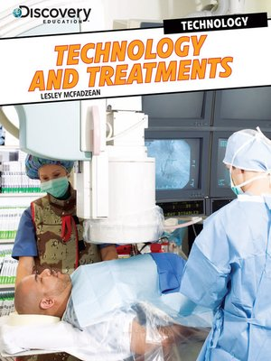 cover image of Technology and Treatments