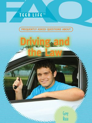 cover image of Frequently Asked Questions About Driving and the Law