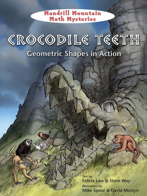 cover image of Crocodile Teeth
