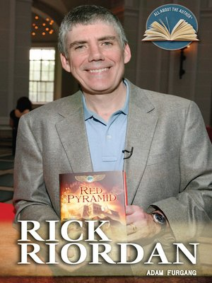 cover image of Rick Riordan