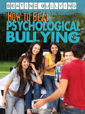 cover image of How to Beat Psychological Bullying