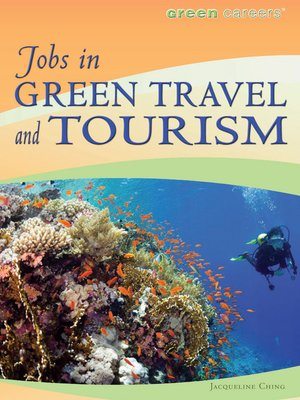 cover image of Jobs in Green Travel and Tourism