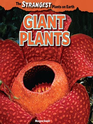 cover image of Giant Plants