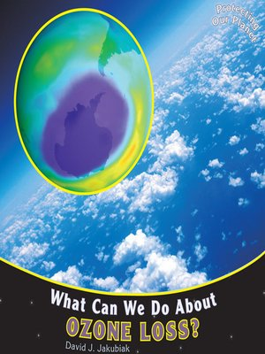 cover image of What Can We Do About Ozone Loss?