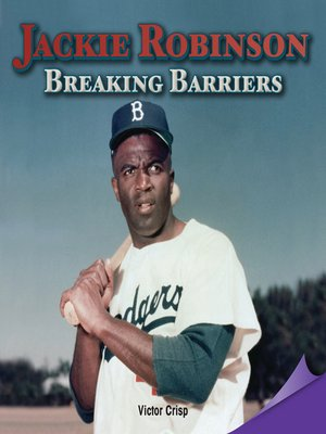 cover image of Jackie Robinson: Baseball Legend