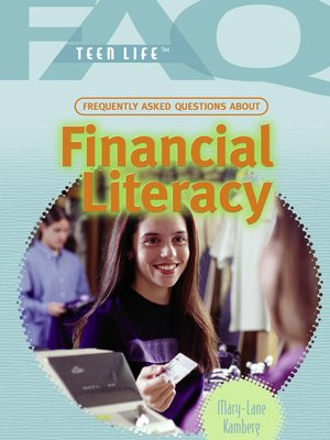 cover image of Frequently Asked Questions About Financial Literacy