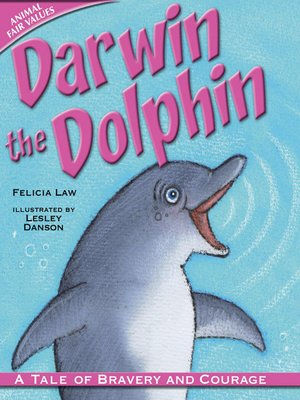 cover image of Darwin the Dolphin