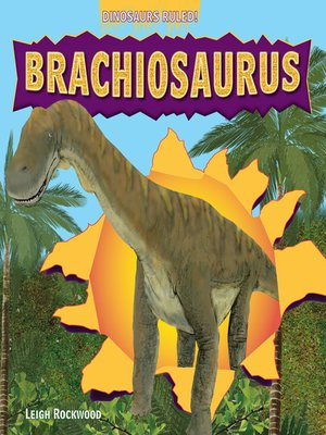 cover image of Brachiosaurus
