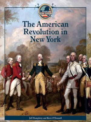 cover image of The American Revolution in New York