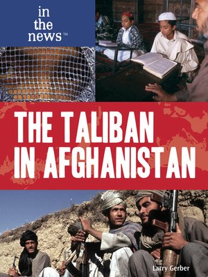 cover image of The Taliban in Afghanistan