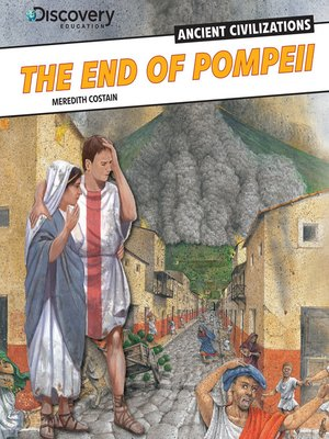 cover image of The End of Pompeii