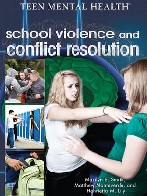 cover image of School Violence and Conflict Resolution