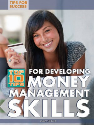 cover image of Top 10 Tips for Developing Money Management Skills