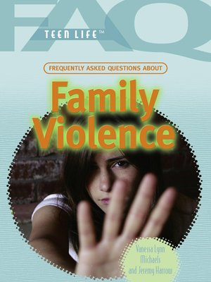 cover image of Frequently Asked Questions About Family Violence