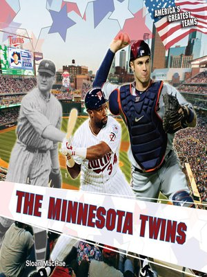 cover image of The Minnesota Twins