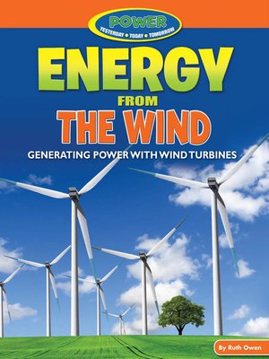 cover image of Energy from the Wind