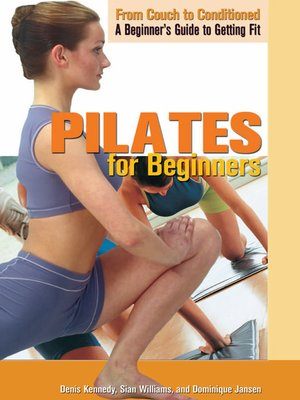 cover image of Pilates for Beginners