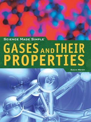 cover image of Gases and Their Properties