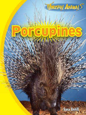 cover image of Porcupines