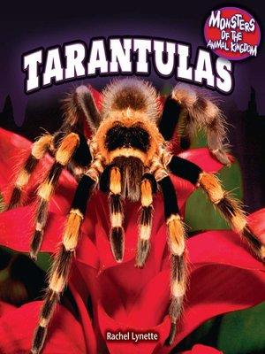 cover image of Tarantulas