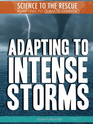 cover image of Adapting to Intense Storms