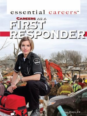 cover image of Careers as a First Responder