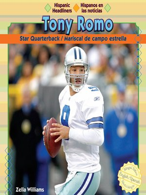 cover image of Tony Romo