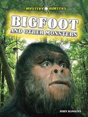 cover image of Bigfoot and Other Monsters