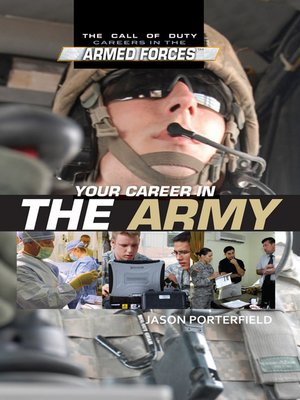 cover image of Your Career in the Army