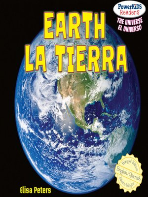 cover image of Earth / La Tierra