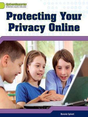 cover image of Protecting Your Privacy Online