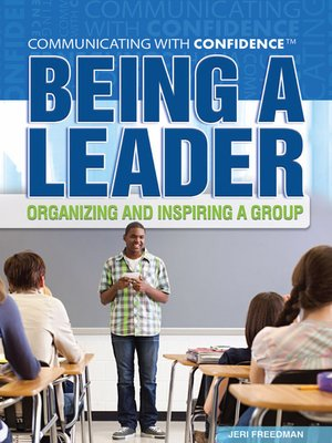 cover image of Being a Leader