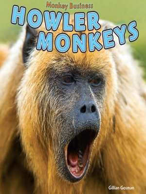 cover image of Howler Monkeys