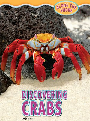 cover image of Discovering Crabs