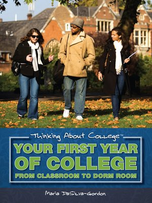 cover image of Your First Year of College