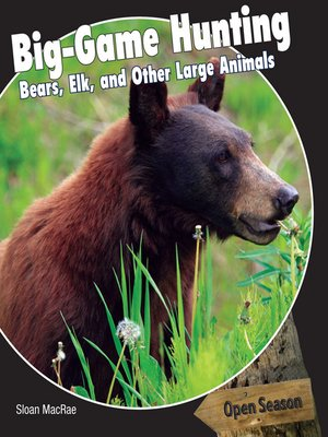 cover image of Big-Game Hunting