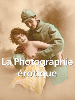 cover image of La Photographie érotique