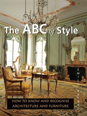 cover image of The ABC of Style