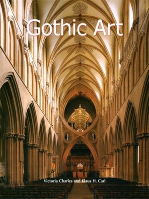 cover image of Gothic Art