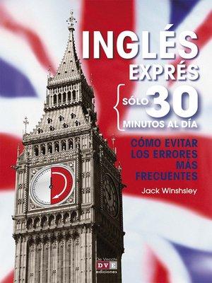 cover image of Inglés exprés