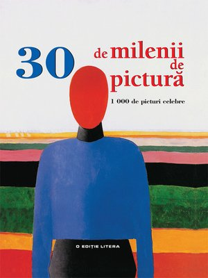 cover image of 30 de milenii de pictura